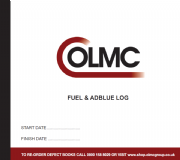 Fuel & AdBlue Log Book - HGV & PSV
